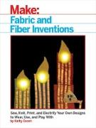 Cover-Bild zu Ceceri, Kathy: Fabric and Fiber Inventions (eBook)