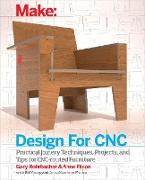 Cover-Bild zu Rohrbacher, Gary: Design for CNC (eBook)