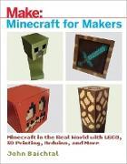 Cover-Bild zu Baichtal, John: Minecraft for Makers (eBook)