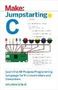 Cover-Bild zu Donat, Wolfram: Jumpstarting C (eBook)