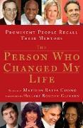 Cover-Bild zu The Person Who Changed My Life von Cuomo, Matilda