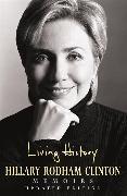 Cover-Bild zu Living History von Rodham Clinton, Hillary