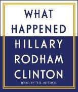 Cover-Bild zu What Happened von Clinton, Hillary Rodham