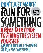 Cover-Bild zu Run For Something von Litman, Amanda