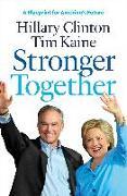 Cover-Bild zu Stronger Together (eBook) von Clinton, Hillary Rodham