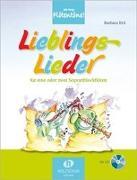 Cover-Bild zu Ertl, Barbara (Komponist): Lieblingslieder