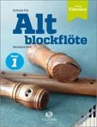 Cover-Bild zu Ertl, Barbara (Komponist): Schule für Altblockflöte 1 - Klavierbegleitung
