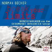 Cover-Bild zu break your limits (Audio Download) von Bücher, Norman