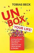 Cover-Bild zu Unbox Your Life (eBook) von Beck, Tobias