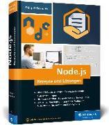 Cover-Bild zu Ackermann, Philip: Node.js - Rezepte und Lösungen