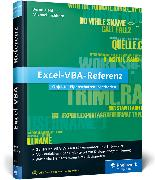 Cover-Bild zu Held, Bernd: Excel-VBA-Referenz