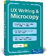 Cover-Bild zu Yifrah, Kinneret: UX Writing & Microcopy