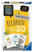 Cover-Bild zu Spitznagel, Elke: Ravensburger 80349 - Lernen Lachen Selbermachen: Rechnen bis 20, Kinderspiel für 1-5 Spieler, Lernspiel ab 6 Jahren, Mathematik