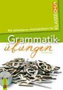 Cover-Bild zu Spitznagel, Elke: Grammatikübungen - Klasse 5/6