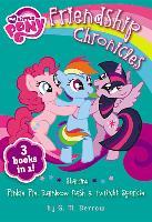 Cover-Bild zu Hasbro: The Friendship Chronicles: Starring Twilight Sparkle, Pinkie Pie & Rainbow Dash