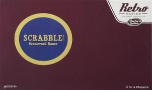Cover-Bild zu Hasbro (Hrsg.): Retro Scrabble