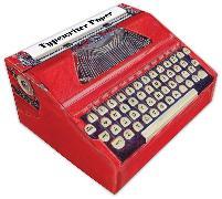 Cover-Bild zu Chronicle Books (Geschaffen): Typewriter Paper