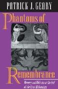 Cover-Bild zu Geary, Patrick J.: Phantoms of Remembrance (eBook)