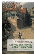 Cover-Bild zu Brenner, Elma (Hrsg.): Leprosy and identity in the Middle Ages (eBook)