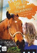 Cover-Bild zu Szillat, Antje: Drei Pferdefreundinnen - Diebesjagd am Set (eBook)
