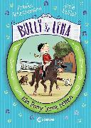 Cover-Bild zu Szillat, Antje: Bulli & Lina (Band 2) - Ein Pony lernt reiten (eBook)