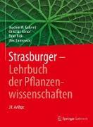 Cover-Bild zu Kadereit, Joachim W.: Strasburger - Lehrbuch der Pflanzenwissenschaften (eBook)