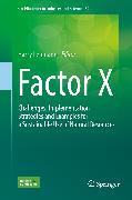 Cover-Bild zu Hinzmann, Mandy (Beitr.): Factor X (eBook)