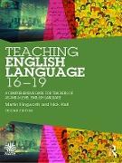 Cover-Bild zu Illingworth, Martin: Teaching English Language 16-19 (eBook)