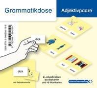 Cover-Bild zu Langhans, Katrin: Meine Grammatikdose - Adjektivpaare