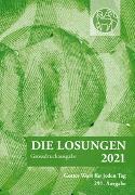 Cover-Bild zu Losungen Schweiz 2021 / Die Losungen 2021 von Herrnhuter Brüdergemeine (Hrsg.)