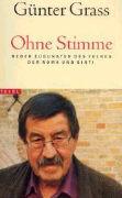 Cover-Bild zu Ohne Stimme von Grass, Günter