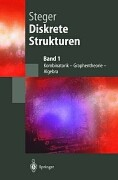 Cover-Bild zu Bd. 1: Kombinatorik, Graphentheorie, Algebra von Steger, Angelika