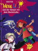 Cover-Bild zu Hexe Lilli und der Vampir mit dem Wackelzahn von Knister