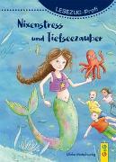 Cover-Bild zu Motschiunig, Ulrike: LESEZUG/Profi: Nixenstress und Tiefseezauber