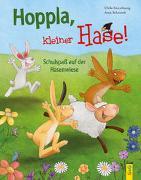 Cover-Bild zu Motschiunig, Ulrike: Hoppla, kleiner Hase! Schulspaß auf der Hasenwiese