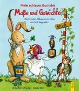 Cover-Bild zu Motschiunig, Ulrike: Mein schlaues Buch der Maße und Gewichte