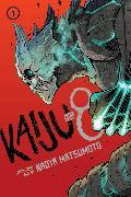 Cover-Bild zu Matsumoto, Naoya: Kaiju No. 8, Vol. 1