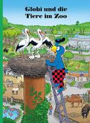 Cover-Bild zu Lendenmann, Jürg: Globi und die Tiere im Zoo