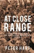 Cover-Bild zu Hart, Peter: At Close Range (eBook)