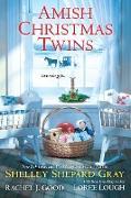 Cover-Bild zu Gray, Shelley Shepard: Amish Christmas Twins (eBook)