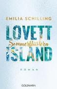 Cover-Bild zu Schilling, Emilia: Lovett Island. Sommerflüstern