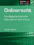 Cover-Bild zu Rohrlich, Michael: Onlinerecht (eBook)