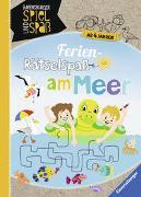 Cover-Bild zu Rist, Cornelia: Ferien-Rätsel-Spaß am Meer