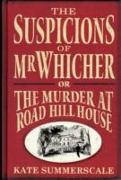 Cover-Bild zu The Suspicions of Mr. Whicher von Summerscale, Kate