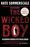 Cover-Bild zu The Wicked Boy (eBook) von Summerscale, Kate