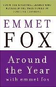 Cover-Bild zu Fox, Emmet: Around the Year with Emmet Fox