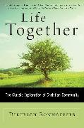 Cover-Bild zu Bonhoeffer, Dietrich: Life Together