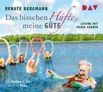 Cover-Bild zu Bergmann, Renate: Das bisschen Hüfte, meine Güte. Die Online-Omi muss in Reha