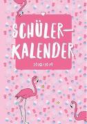 Cover-Bild zu lenimariee: Schülerkalender 2018/2019