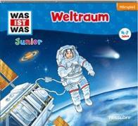 Cover-Bild zu Schreuder, Benjamin: WAS IST WAS Junior Hörspiel: Weltraum